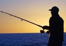 pesca deportiva en el mar