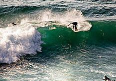 Surf en Cuchía